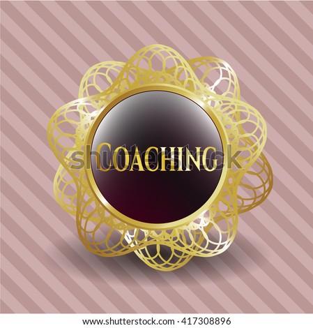 Coaching shiny badge
