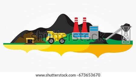 coal mining industry activity