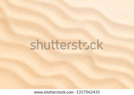 coastal beach sand waves