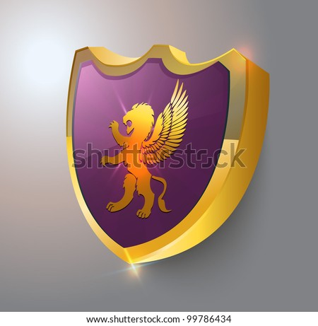 coat of arms eps 10