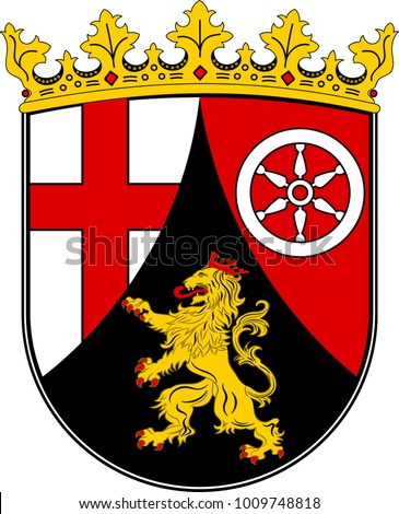 coat of arms of rhineland