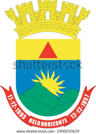 Coat of Arms of the City of Belo Horizonte