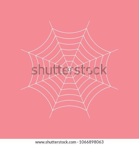 Cobweb vector icon