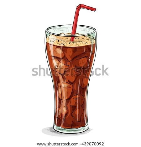 coca cola color picture sticker