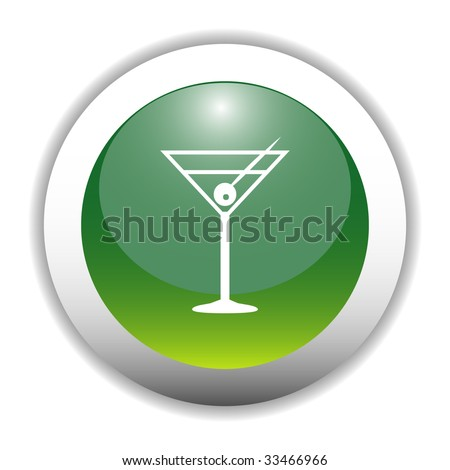 Cocktail Sign Button