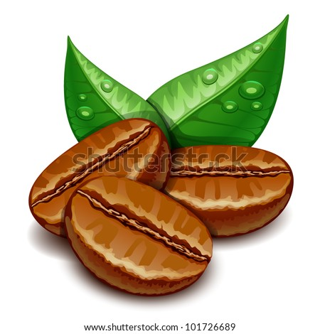 coffee - stock vector