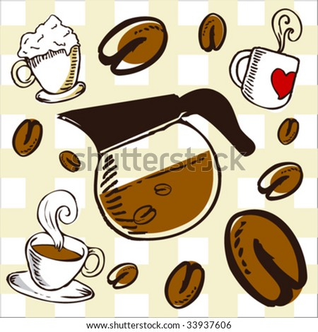 coffee background 1