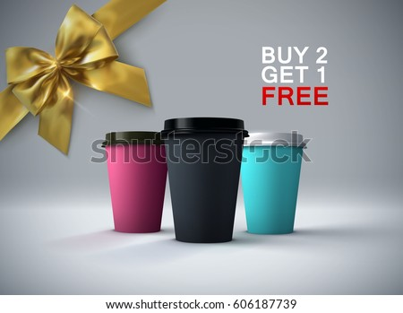 coffee break paper coffee cups
