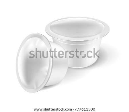 Coffee capsules for coffee machines Сток-фото ©