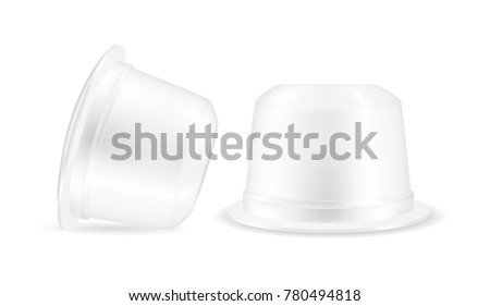 Coffee capsules for coffee machines