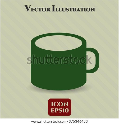 Coffee Cup high quality icon