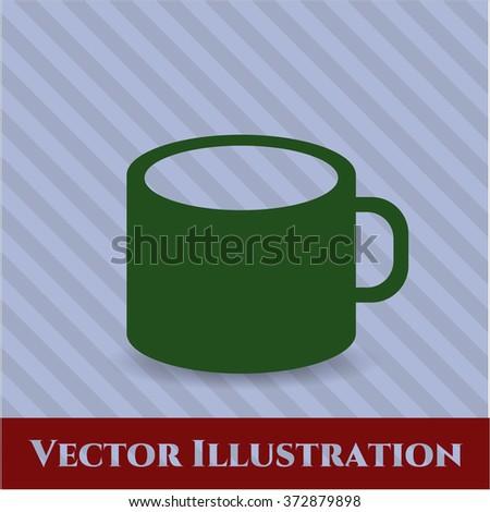 Coffee Cup icon vector illustration