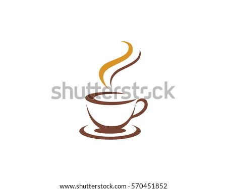 coffee cup logo template - photo #19