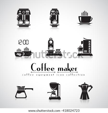 espresso and drip coffee machine
