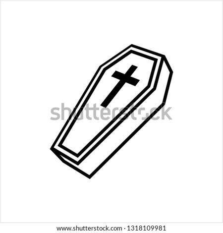 coffin icon  coffin design