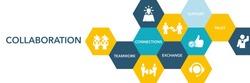 Collaboration Icon Concept