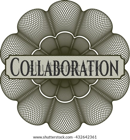 Collaboration linear rosette