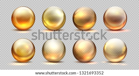 collagen golden balls