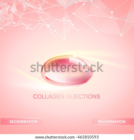 collagen natural product label