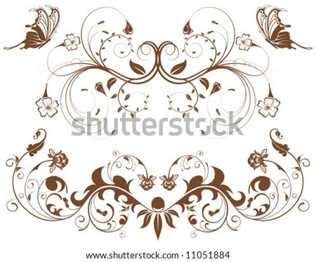butterfly wallpaper border. Butterfly border for the best