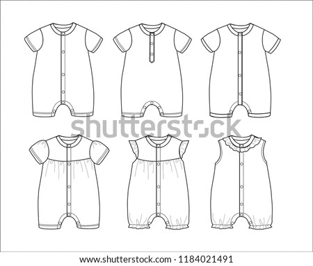 collection  baby romper