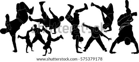 collection breakdance break