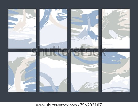 collection of abstract