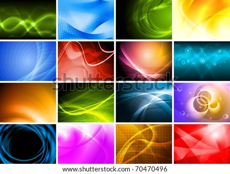 stock-vector-collection-of-abstract-multicolored-backgrounds-eps-vector-design