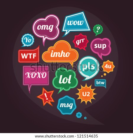 collection of acronyms and