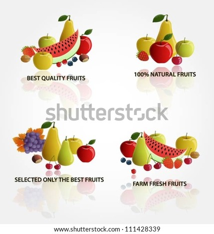 Collection of best quality, 100% natural and farm fresh fruits