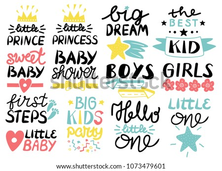 collection of 13 children logo