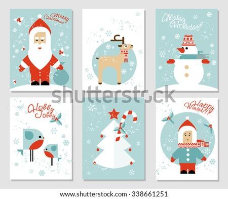 6 vector snowman free vector 4vector