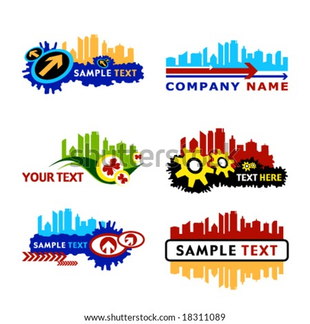 City Skyline Logo Collection of City Skyline