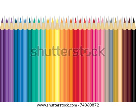 Collection of Color Pencil