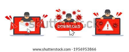collection of computer virus