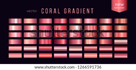collection of coral gradients