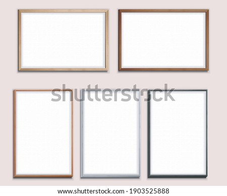 collection of 5 frames 2