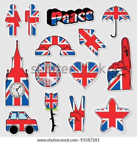 collection of great britain