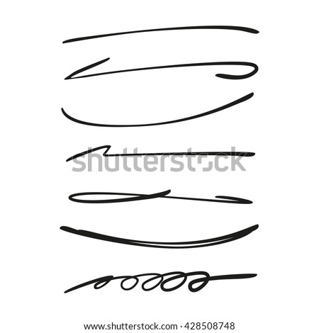vector images illustrations and cliparts collection of hand drawn