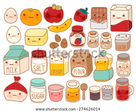 collection of lovely cake