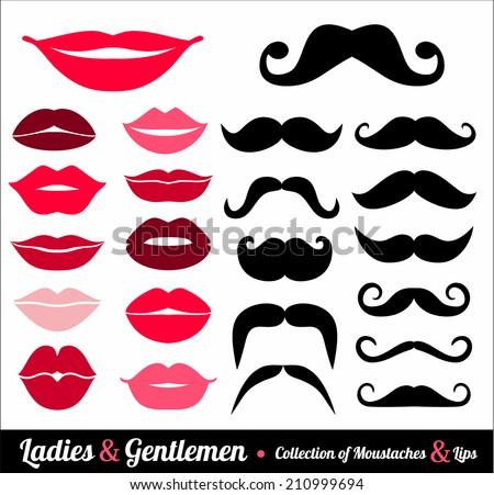 Moustaches Brush Pack | Free Photoshop Brushes at Brusheezy!