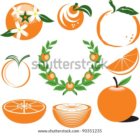 Collection of Oranges