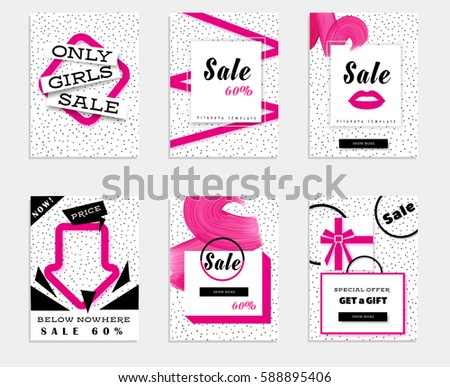collection of pink dotted sale