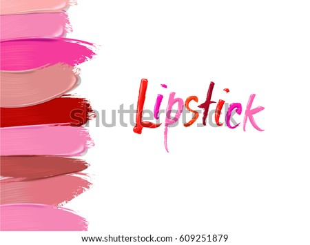 collection of pink red and