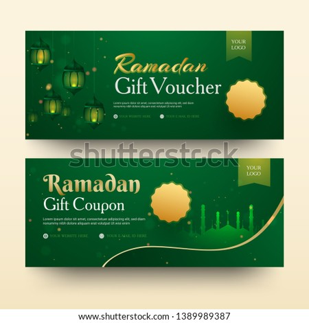 collection of ramadan gift