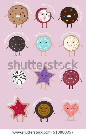 collection of sweets emotion