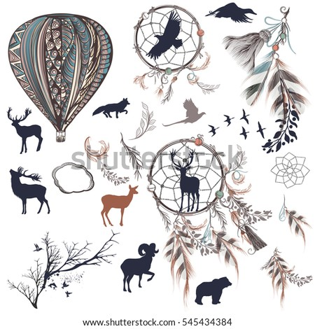 collection of vector dream...