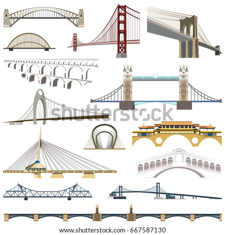 collection of vector isolated
