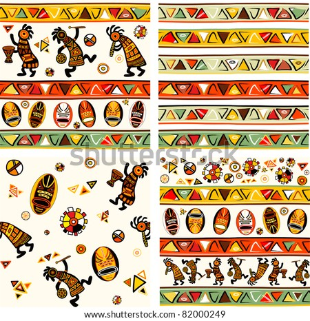 African Embroidery Free Pattern Free Knitting Patterns