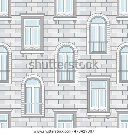 collection of windows on a